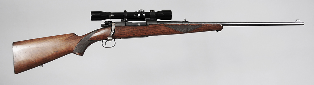 Winchester Model 54 Bolt Action Rifle - Sold for $2,040