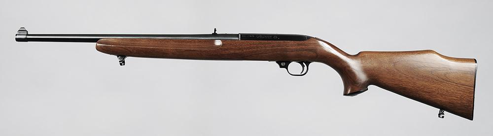 Ruger Finger Groove Carbine Sporter - Sold for $1,320