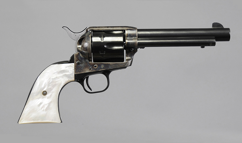Colt Single Action Army Revolver - Sold for $2,040