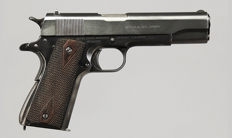Colt M1911 A1 US Army Pistol - Sold for $2,280